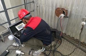 电厂锅炉机组有组织废气排放检测