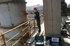 钢厂有组织废气排放检测