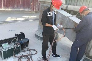 水泥厂有组织废气排放检测