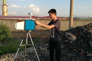 无组织废气下风向检测